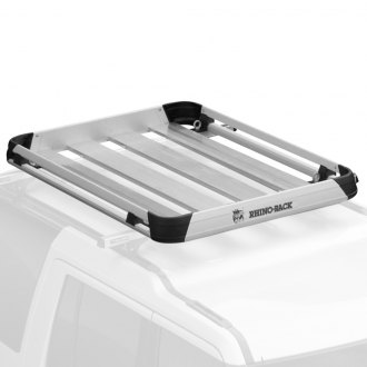 "Rhino-Rack® - Alloy Tray Cargo Basket (59"" L x 39"" W)"