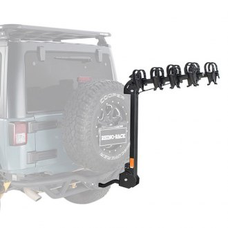 Rhino-Rack® - Cruiser4 Hitch Mount Bike Rack