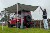 Rhino-Rack® - Driver Side Foxwing Eco Awning