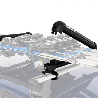 Rhino-Rack® - Ski and Snowboard Rack (4 Pairs of Skis or 2 Snowboards)