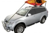 Rhino-Rack® - Fixed J-Style Kayak Carrier