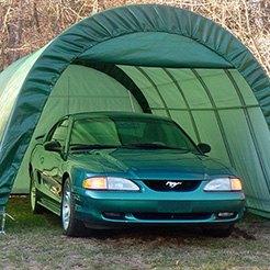 Rhino Shelter Portable Buildings Garages Covers & MDM Rhino Shelter™   Storage Bags Portable Garages Covers u2014 CARiD.com