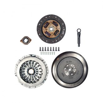 RhinoPac® - Premium Pull Type Clutch Kit with Solid Flywheel