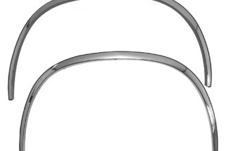 RI® - Polished Stainless Steel Fender Trim
