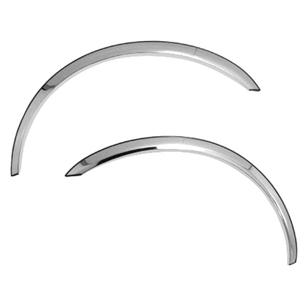 RI® - Mirrorlike SS Fender Trim