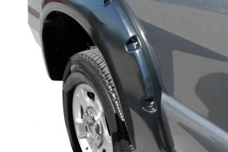 RI® - Rivet / Bolt Style Smooth ABS Extra Large Fender Flares
