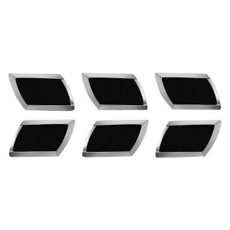 RI® - Chrome Square Port Holes