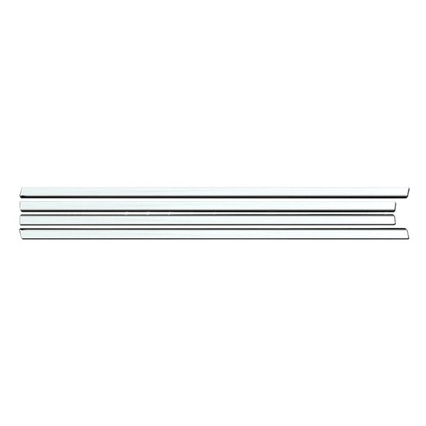 RI® - Chromed Stainless Steel Window Belt Molding