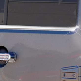 RI® - Polished Stainless Steel Window Belt Moldings