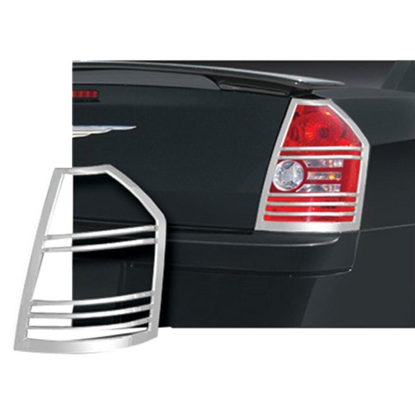 Chrysler 300 / 300C 2008 Chrome Tail