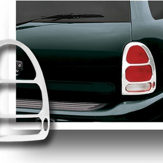 Ri Chrome Tail Light Bezels