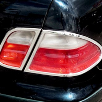 RI® - Chrome Tail Light Bezels