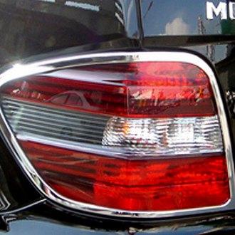2012 mercedes gl class chrome accessories trim for Mercedes benz gl450 chrome accessories