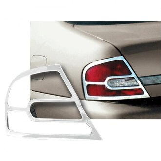 2000 Nissan Altima Chrome Tail Light Bezels Reviews