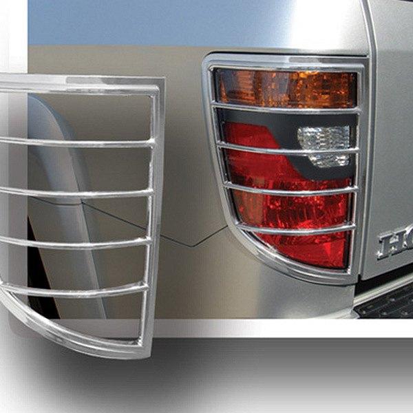 Honda Dealers In Ri: Honda Ridgeline 2006 Chrome Tail Light Bezels