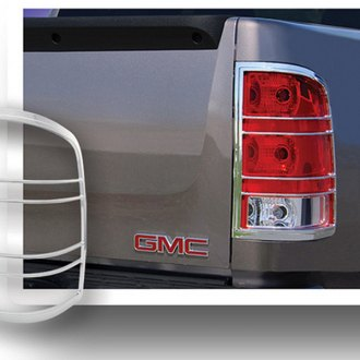 RI® - Type I Chrome Tail Light Bezels