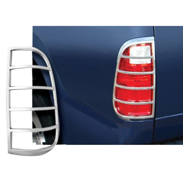 RI® - Chrome ABS Tail Light Bezels