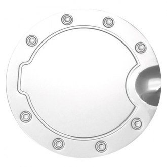 RI® - Polished Stainless Steel Gas Cap Cover