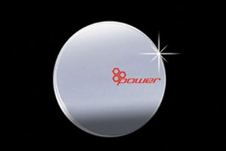 RI® - Chrome Gas Cap Cover