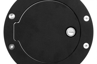 RI® - Black Aluminum Gas Cap Kit
