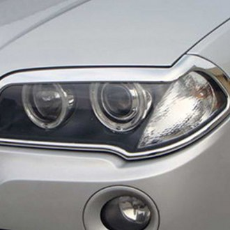 RI® - Chrome Headlight Bezels