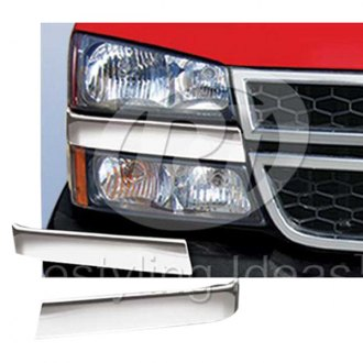 RI® - SS Grille Side Panels