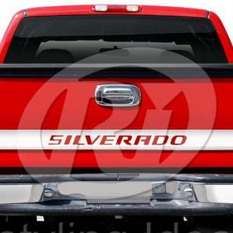 RI® - Polished Stainless Steel Lower Tailgate Accent