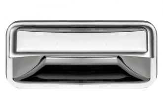 RI® - Chrome Stainless Steel Tailgate Handle Cover