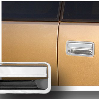 RI® - Chrome Dual Rear Door Handle Cover