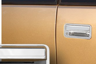 RI® - Chrome Rear Door Handle Cover
