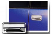 RI® - Chrome Stainless Steel Rear Door Handle Cover