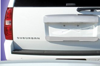 RI® - Chrome Rear Door Moldings
