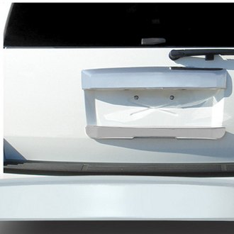 RI® - Chrome Upper Rear Door Molding