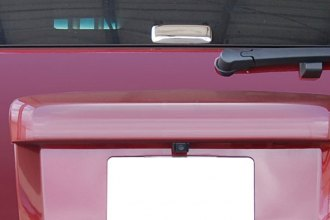RI® - Chrome ABS Top Hatch Glass Handle Cover