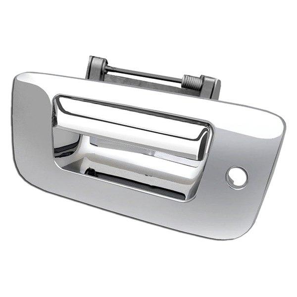 Ri chevy silverado 2011 chrome replacement tailgate handle - 2011 chevy silverado interior parts ...
