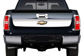RI® - Polished Stainless Steel Tailgate Molding