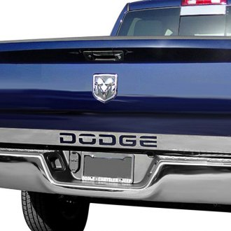 RI® - Polished Stainless Steel Tailgate Accent
