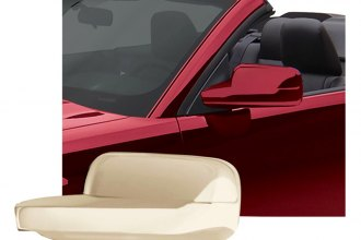 RI® - Raw-Paintable ABS Full Mirror Covers