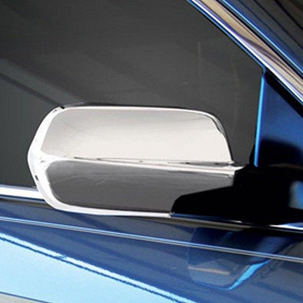 Honda CR-V 2013 Chrome Mirror Covers