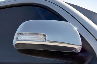 RI® - Chrome ABS Full Mirror Covers