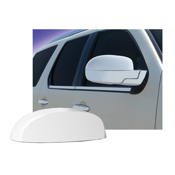 RI® - Chrome Mirror Cover - Top Half Coverage