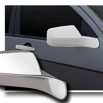 2010 Ford Focus Chrome Mirror Covers Trim Carid Com