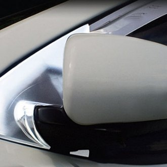 RI® - Chrome Mirror Bracket Molding Covers
