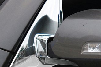 RI® - Chrome Mirror Bracket Cover Kit