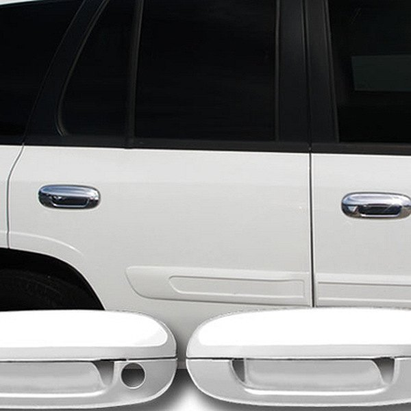 Ri Chevy Trailblazer Trailblazer Ext 2002 Chrome Door Handle Covers