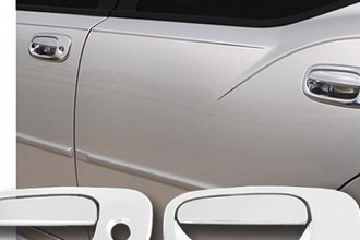 RI® 68-DOCHA064D-1K - Chrome Door Handle Covers