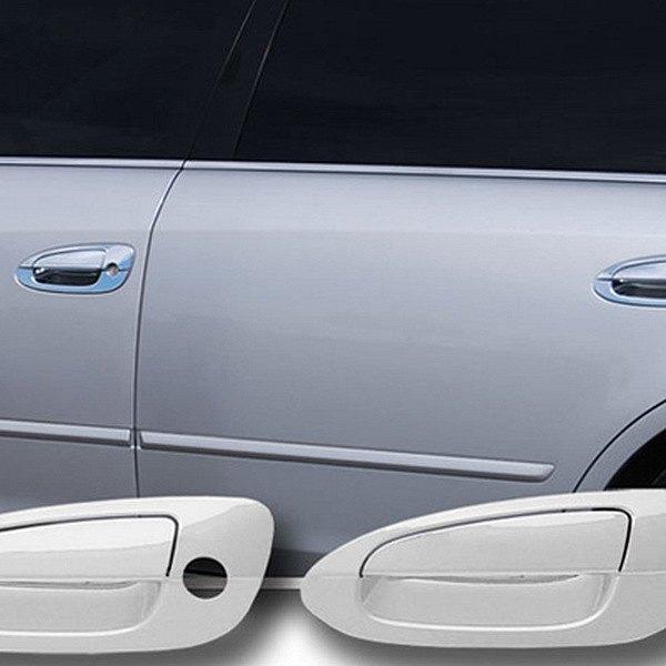 RI® - Nissan Altima 2002-2006 Chrome ABS Plastic Door Handle Covers
