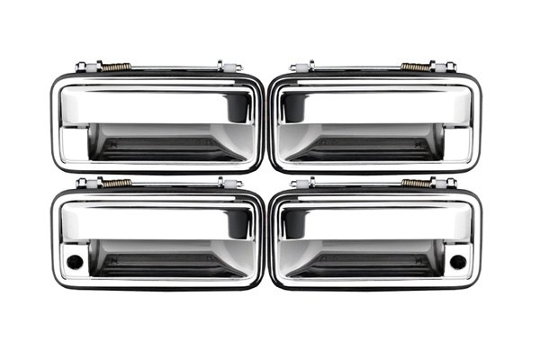 RI� - Chrome Replacement Door Handle Kit