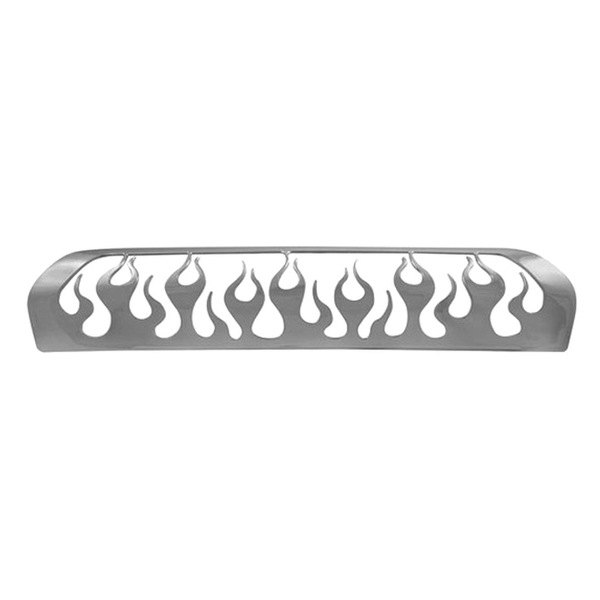 RI® - Flame Style Chrome 3rd Brake Light Cover
