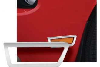 RI® - Chromed SS Bumper Side Marker Light Bezels